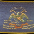 12th Indiana Regimental Flag